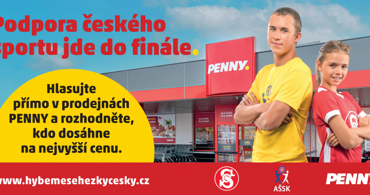 Foto: Soutěž s Penny Marketem je ve třetí, finálové části